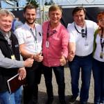 Встреча в Финляндии  для обсуждения сотрудничества  в организации  Чемпионата Мира в России по мотокроссу